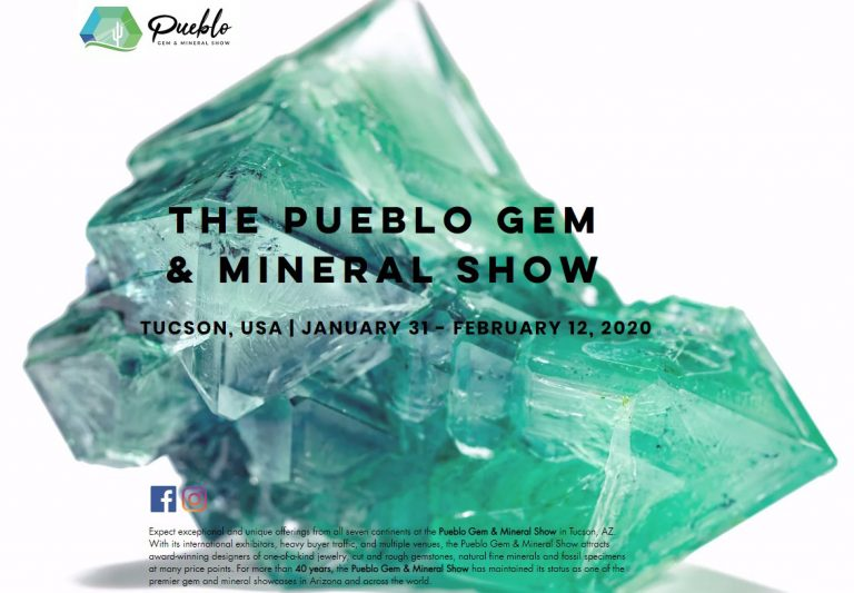 THE PUEBLO GEM & MINERAL SHOW